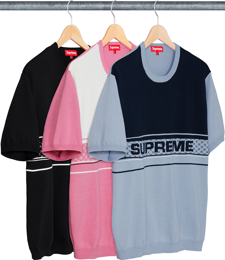 supreme-18ss-spring-summer-chest-logo-s-s-knit-top
