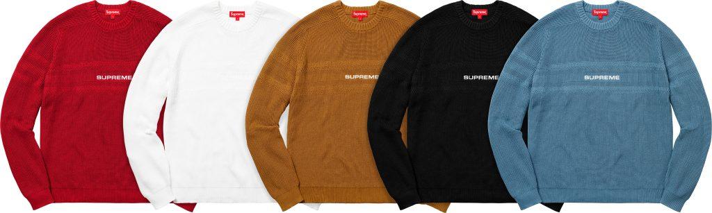 40798189bb1f supreme-18ss-spring-summer-chest-stripe-raglan-sweater-06.jpg ...