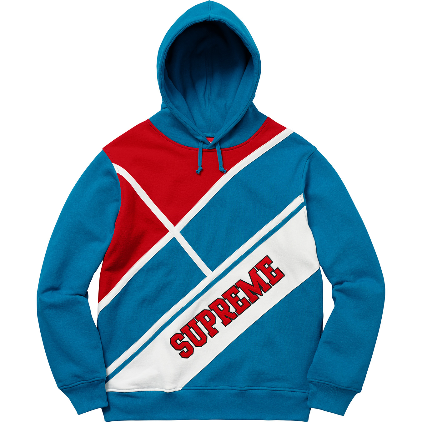 supreme-18ss-spring-summer-diagonal-hooded-sweatshirt