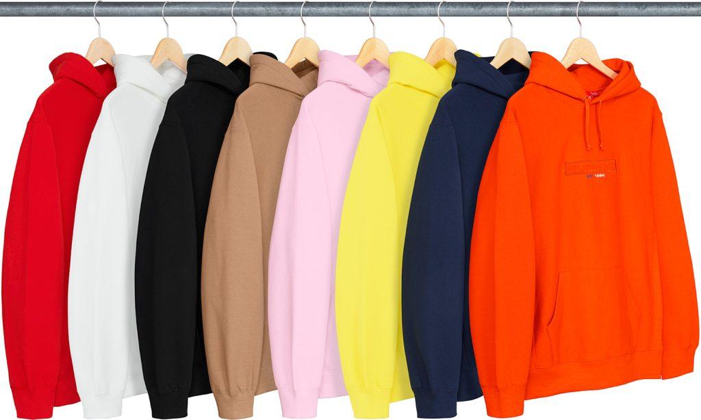 supreme-18ss-spring-summer-embossed-logo-hooded-sweatshirt