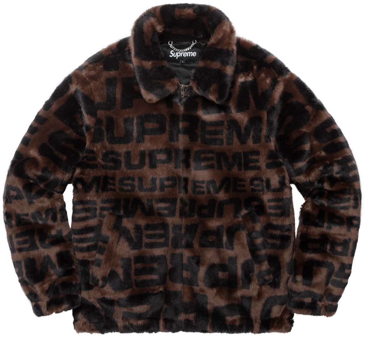 supreme-18ss-spring-summer-faux-fur-repeater-bomber