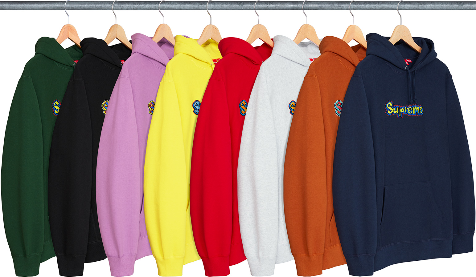 supreme-18ss-spring-summer-gonz-logo-hooded-sweatshirt""""
