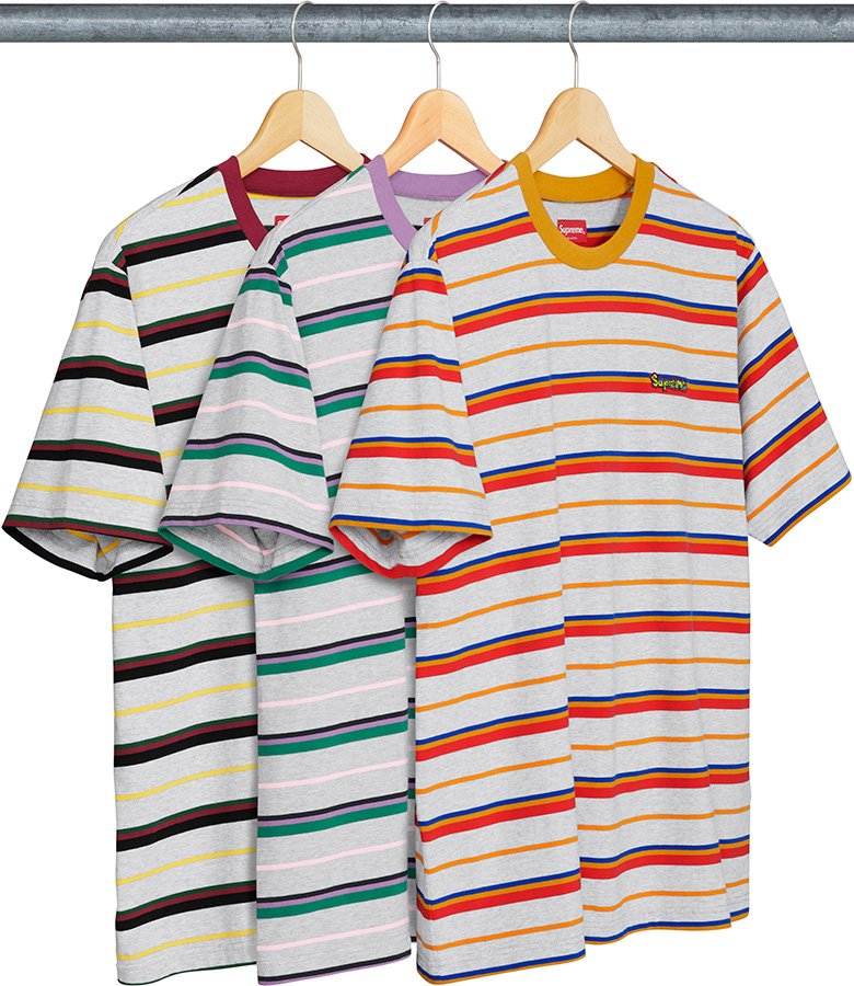 supreme-18ss-spring-summer-heather-stripe-top