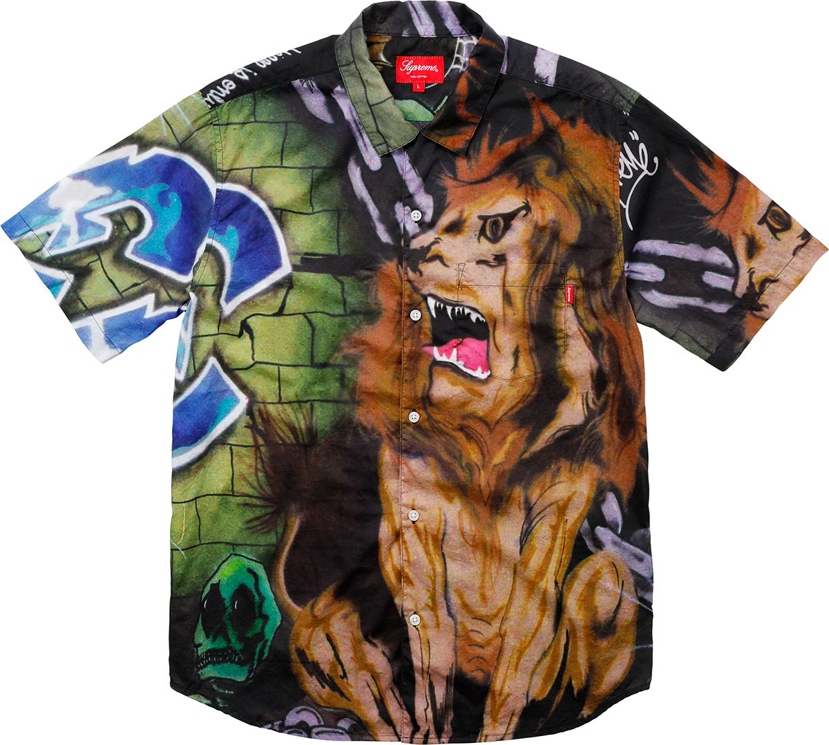 supreme-18ss-spring-summer-lion-s-den-shirt