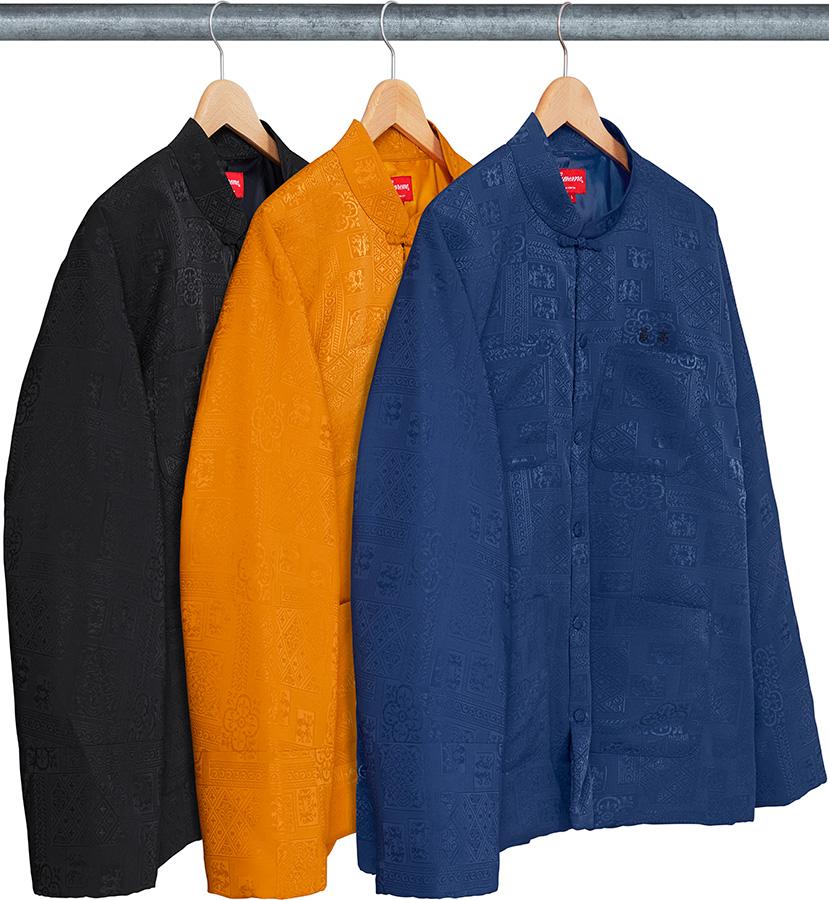 supreme-18ss-spring-summer-mandarin-jacket