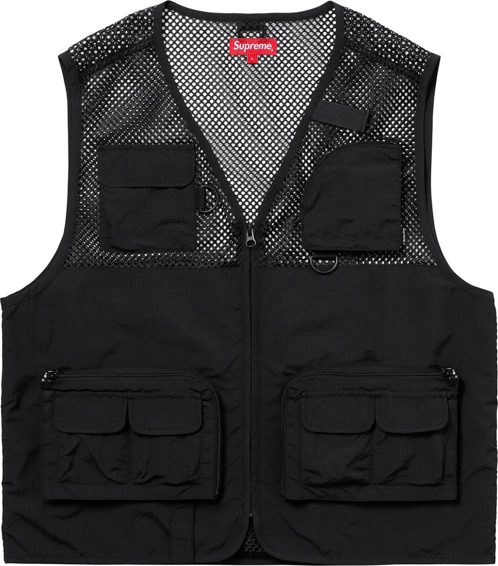 supreme-18ss-spring-summer-mesh-cargo-vest