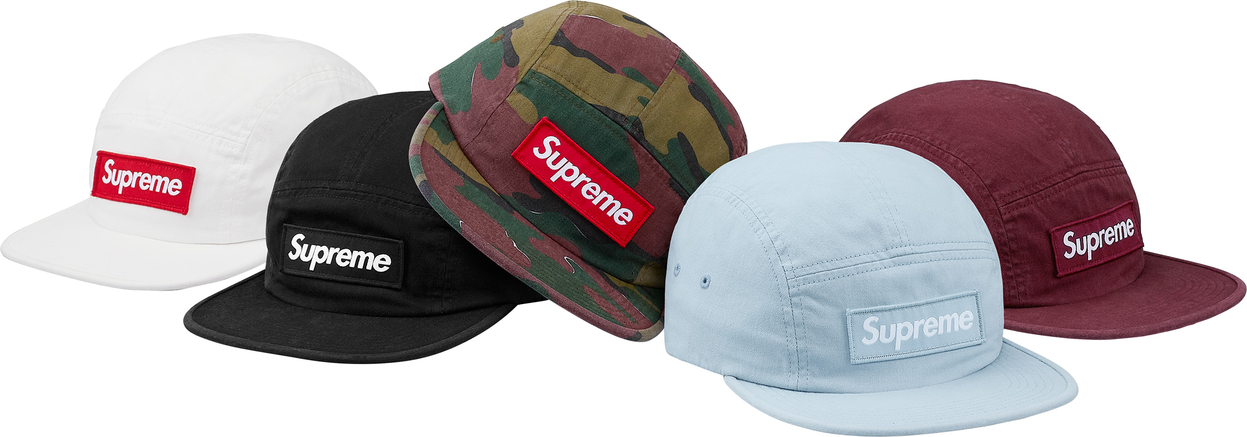 5fe3f946 supreme-18ss-spring-summer-military-camp-cap