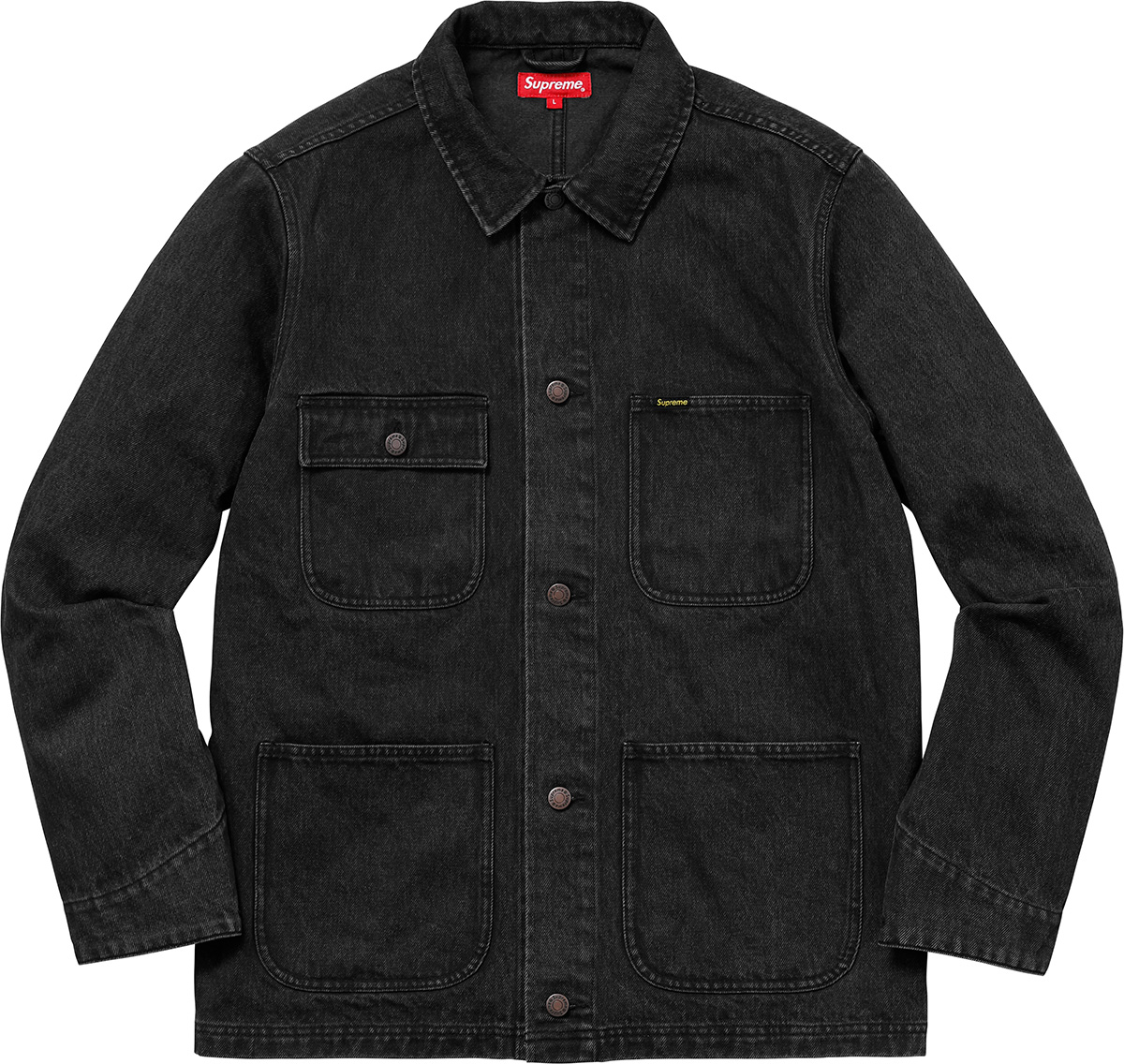 supreme-18ss-spring-summer-ny-tapestry-denim-chore-coat