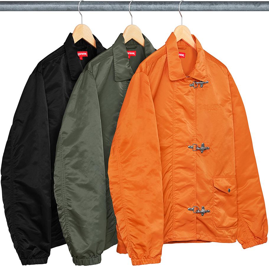 Supreme 18SS コレクションのジャケット一覧ページ1