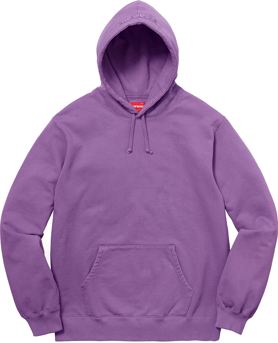 supreme-18ss-spring-summer-overdyed-hooded-sweatshirt