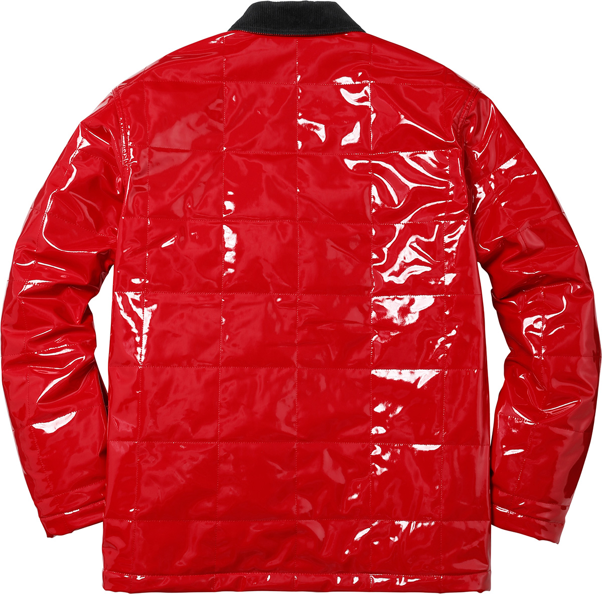 supreme-18ss-spring-summer-quilted-patent-vinyl-work-jacket
