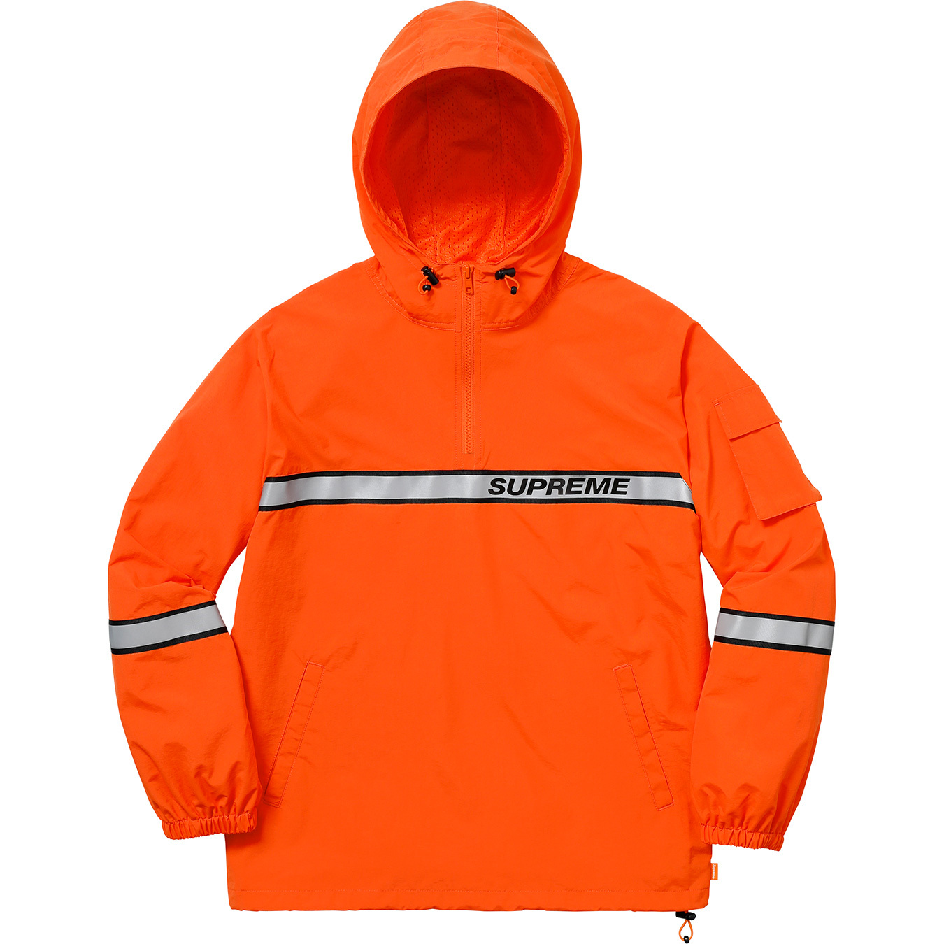 supreme-18ss-spring-summer-reflective-taping-hooded-pullover