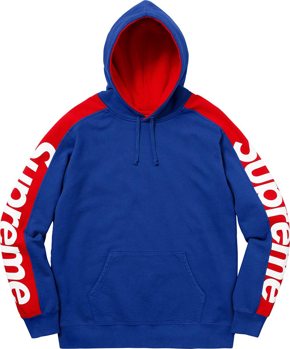 supreme-18ss-spring-summer-sideline-hooded-sweatshirt