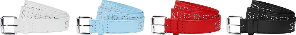 supreme-18ss-spring-summer-studded-logo-belt