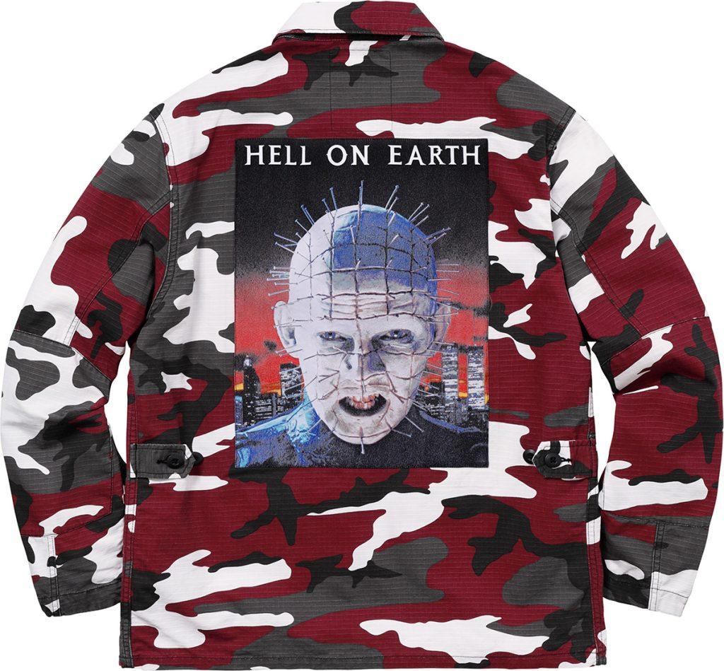 supreme-18ss-spring-summer-supreme-hellraiser-bdu-shirt