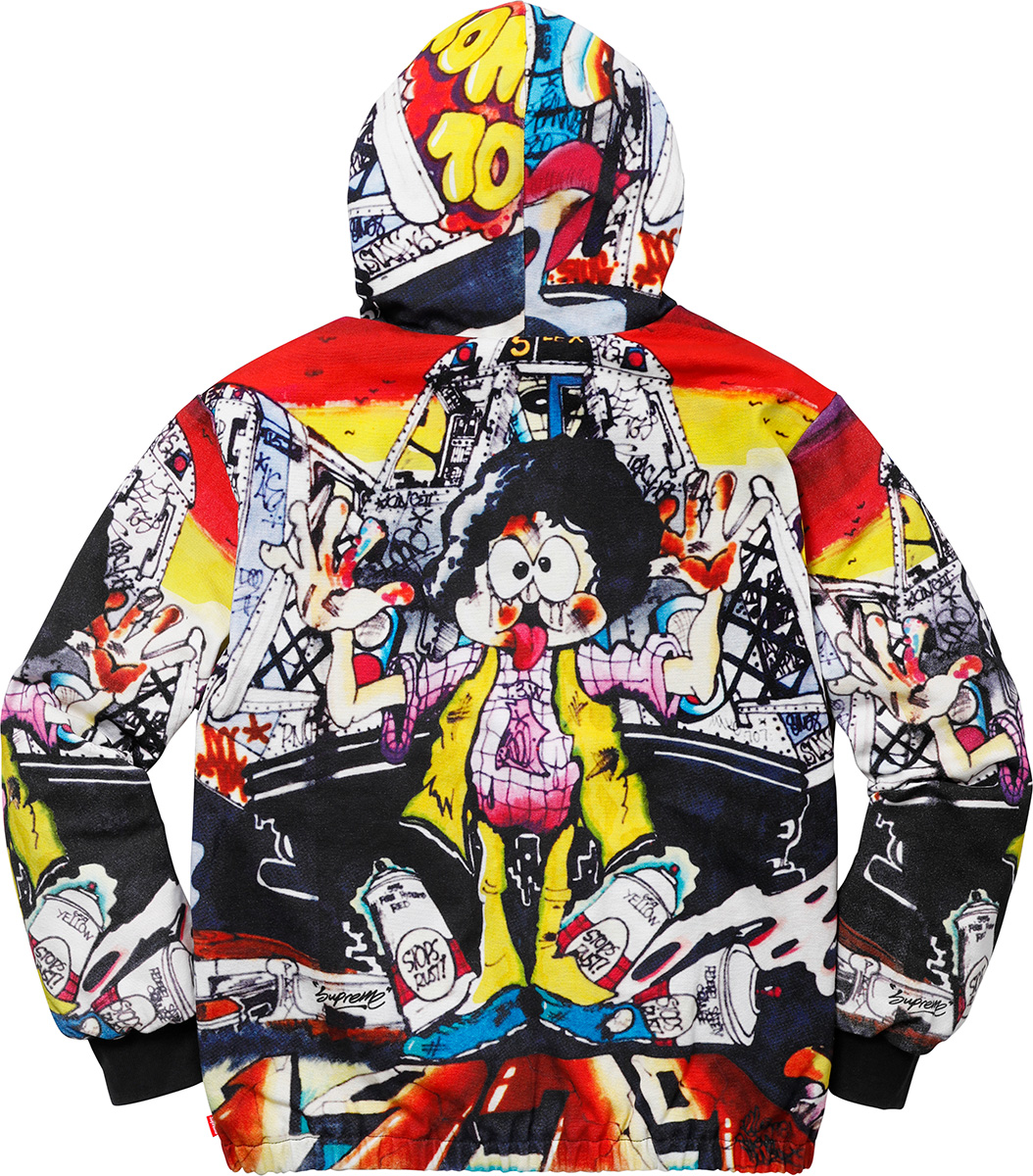 supreme-18ss-spring-summer-the-yard-hooded-work-jacket