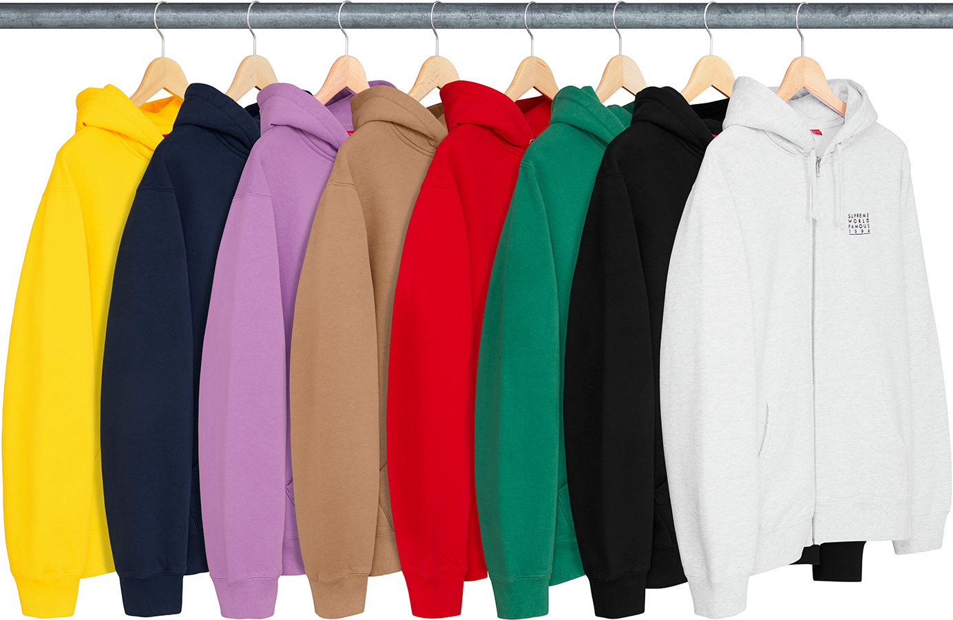 supreme-18ss-spring-summer-world-famous-zip-up-hooded-sweatshirt