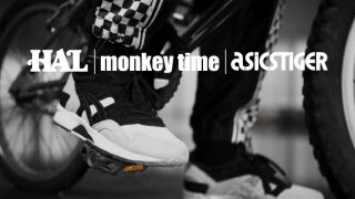 monkey time × HIGHSANDLOWS × ASICS Tiger GEL-LYTE Vが3/21に先行発売予定