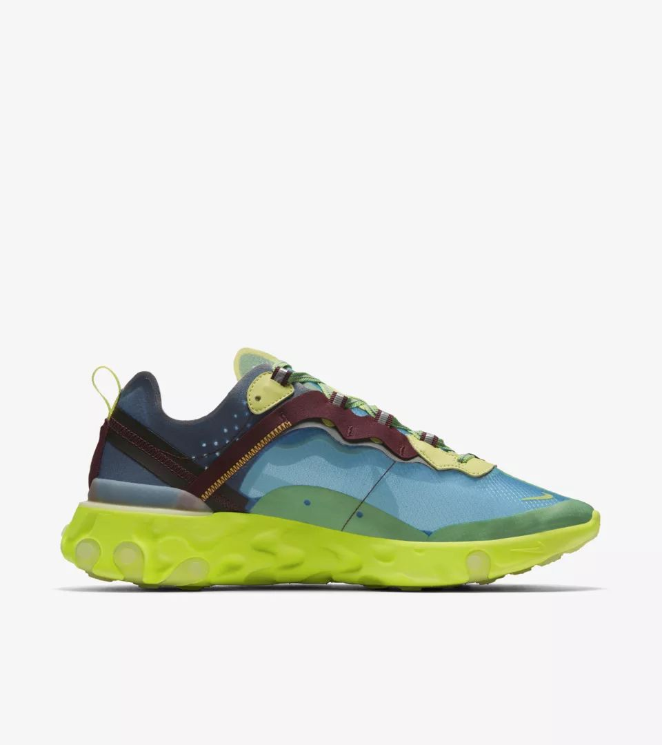 nike-react-element-87-undercover-lakeside-electric-yellow