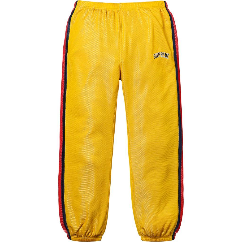 supreme-18ss-spring-summer-bonded-mesh-track-pant