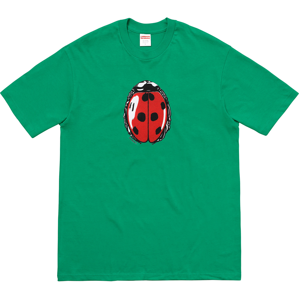 supreme-18ss-spring-summer-lady-bug-tee