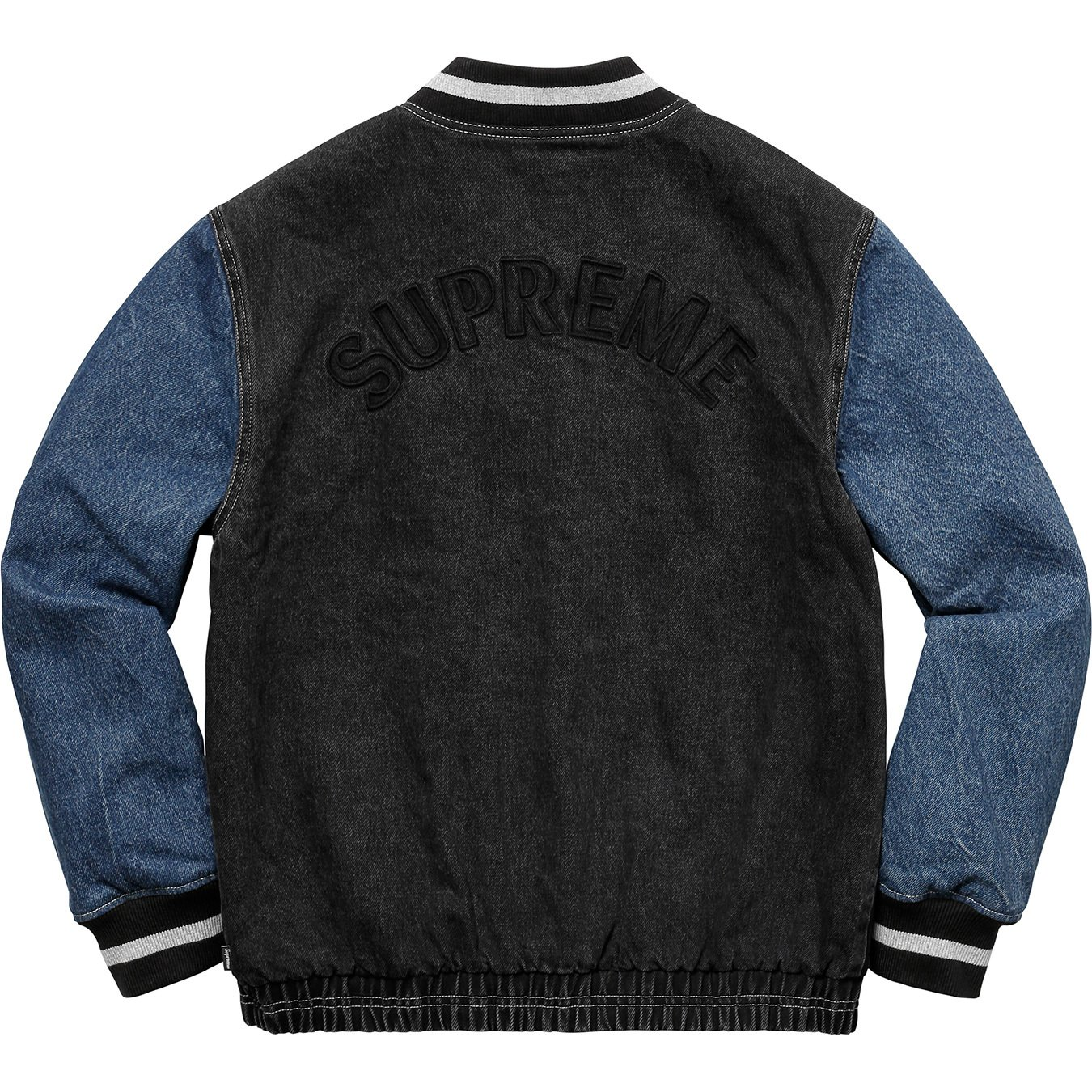 supreme-18ss-spring-summer-denim-varsity-jacket