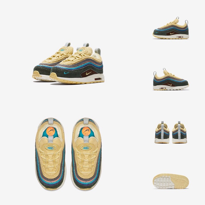 0198a759dc1 NIKE AIR MAX 1 97 SEAN WOTHERSPOON TDが4 7に国内発売予定