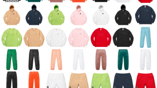 Supreme 公式通販サイトで4月21日 Week9に発売予定の新作アイテム【LACOSTEのコラボなど】