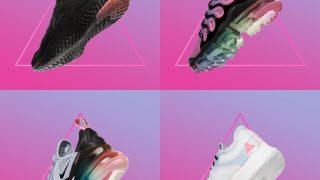 NIKE BE TRUE 2018コレクションの4モデルが6月に海外発売予定
