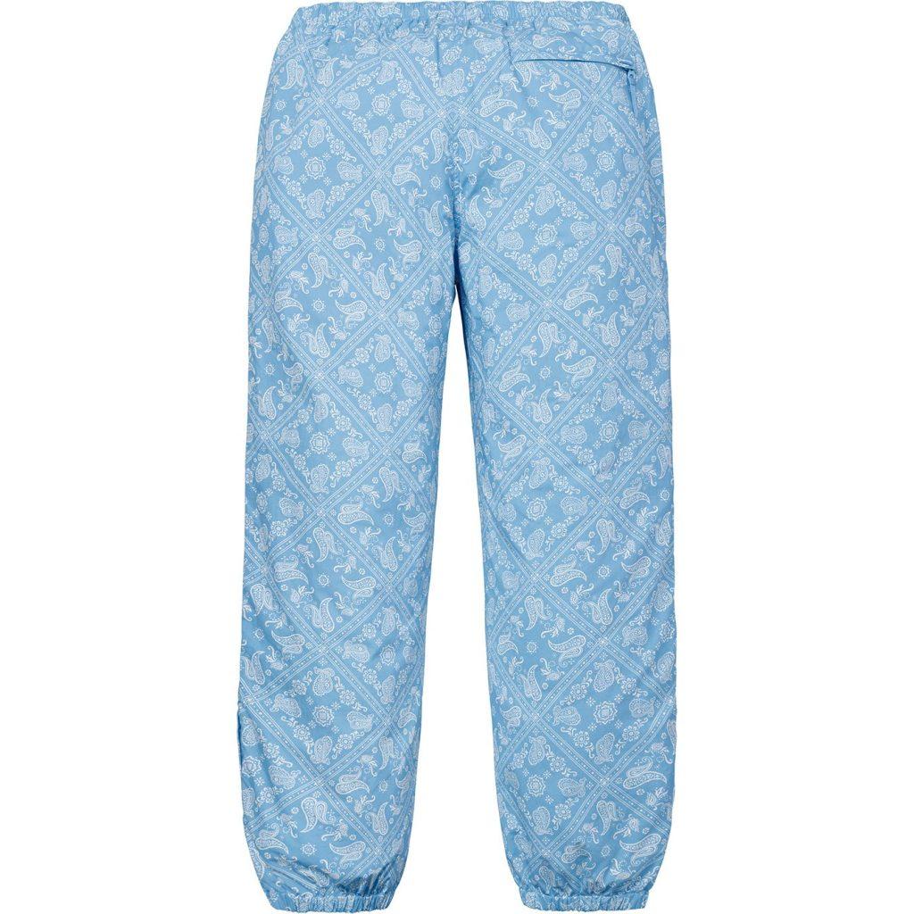 supreme-18ss-spring-summer-bandana-track-pant
