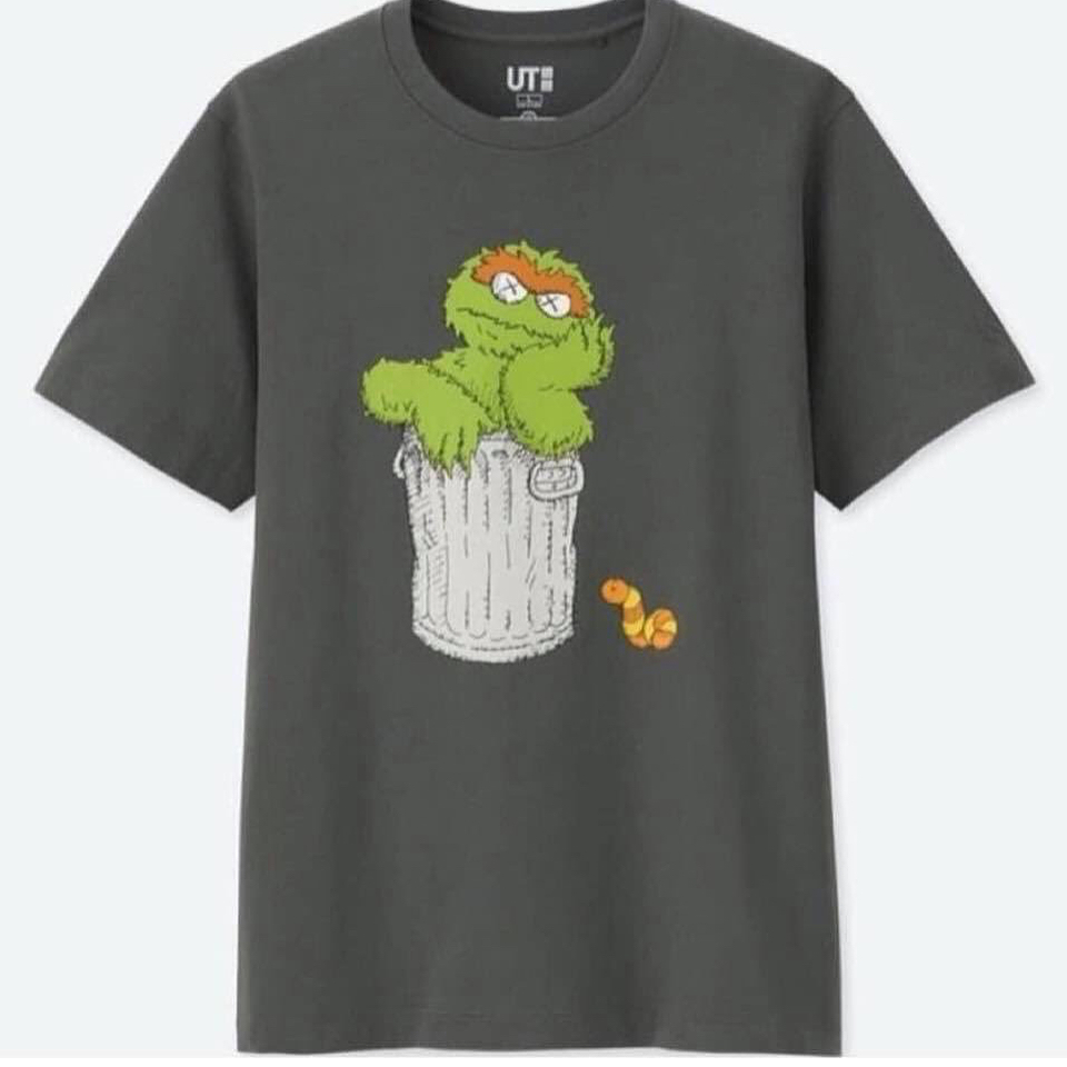 uniqlo-ut-kaws-sesame-street-collaboration-release-2018-summer