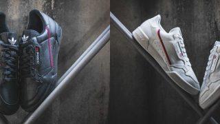 adidas CONTINENTAL80 2カラーが6/21に国内発売予定【直リンク有り】