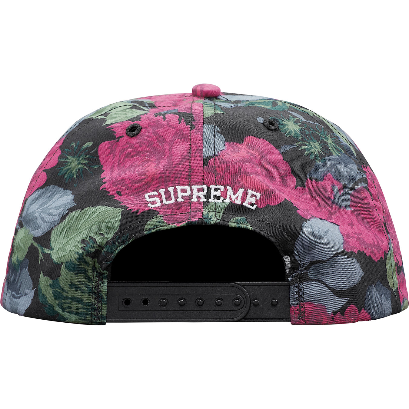 supreme-18ss-spring-summer-floral-5-panel