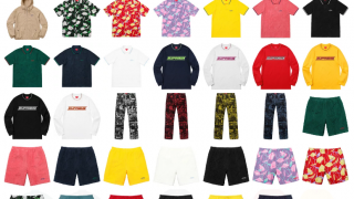Supreme 公式通販サイトで6月16日 Week17に発売予定の新作アイテム【SNKRSで6月18日に発売予定】