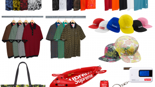 Supreme 公式通販サイトで6月30日 Week19以降に発売予定の新作アイテム