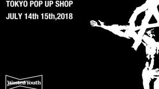 SEVENTH HEAVENのPOP UP SHOPが7/14~7/15までNUBIAN原宿店で開催予定
