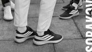 adidas SOBAKOV BLACK & WHITEが7/21に国内発売予定【直リンク有り】