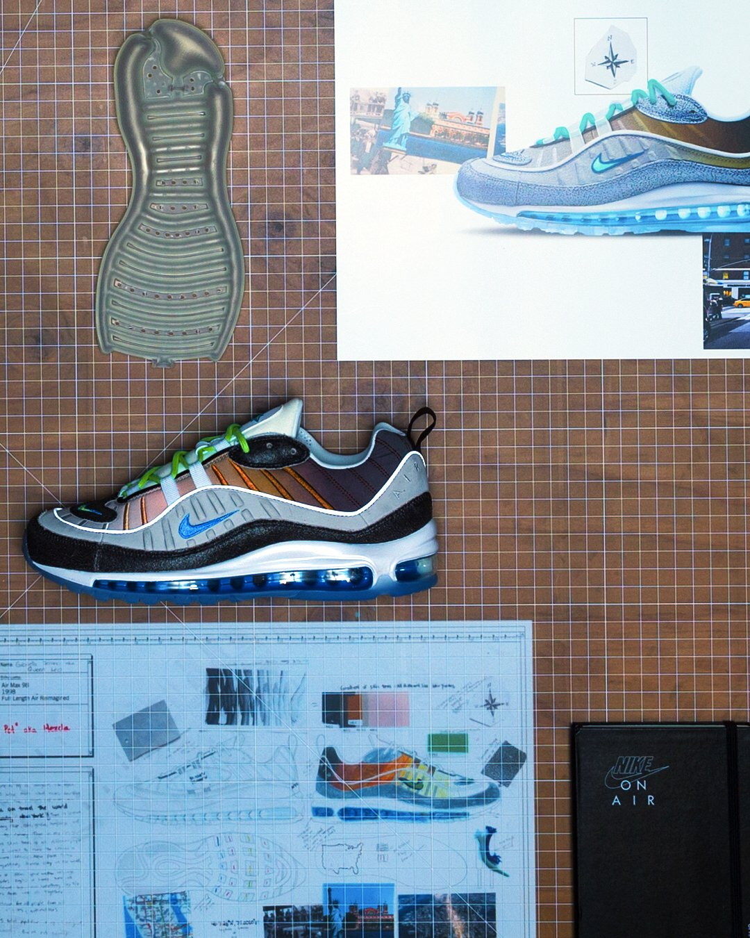 nike-on-air-contest-air-max-sample-model