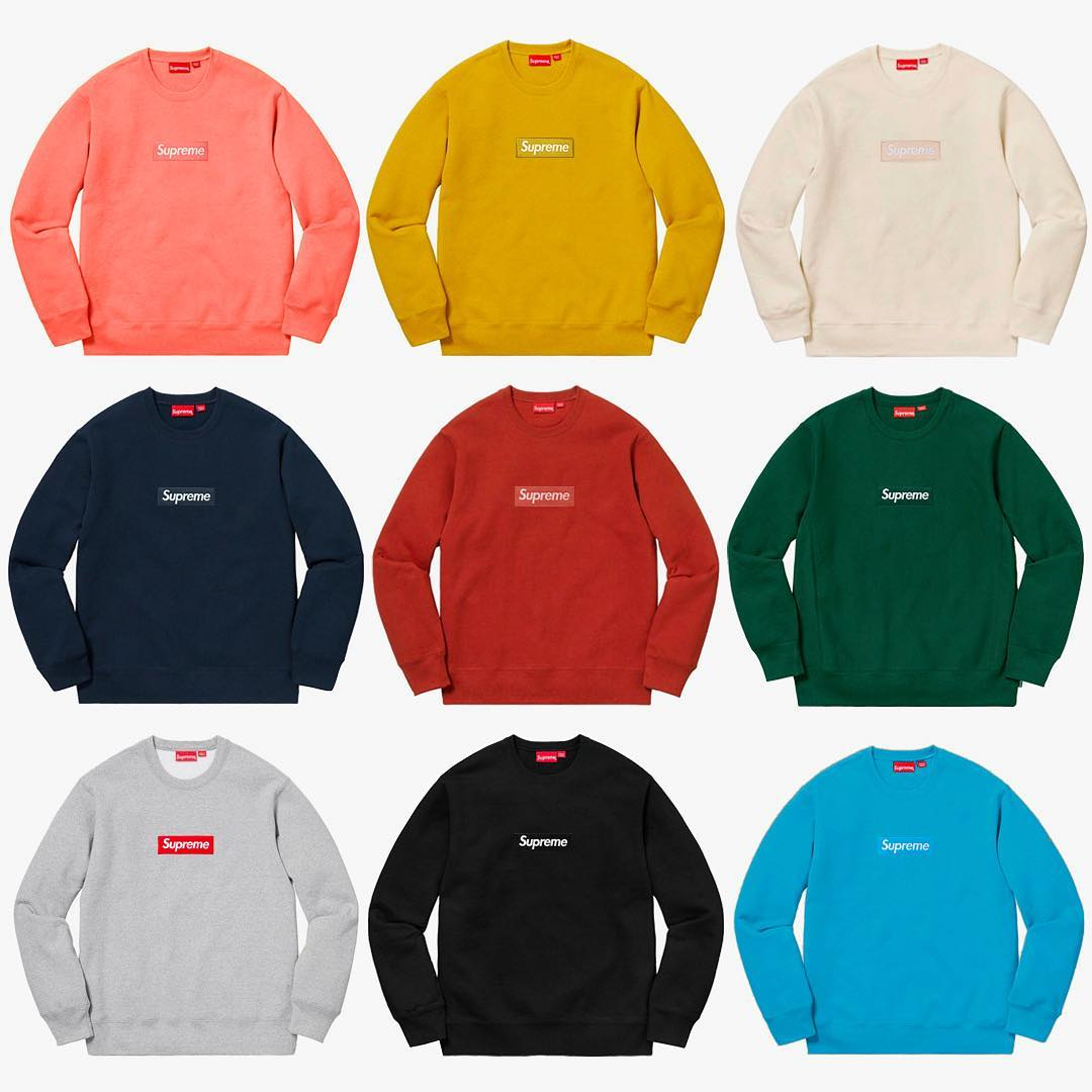 supreme-box-logo-crewneck-sweatshirt-18aw-leak
