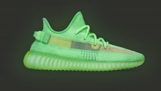 YEEZY BOOST 350 V2 GLOW IN THE DARKが5/25に国内発売予定