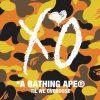 BAPE / A BATHING APE × XO The Weeknd コラボアイテムが8/4に国内発売予定