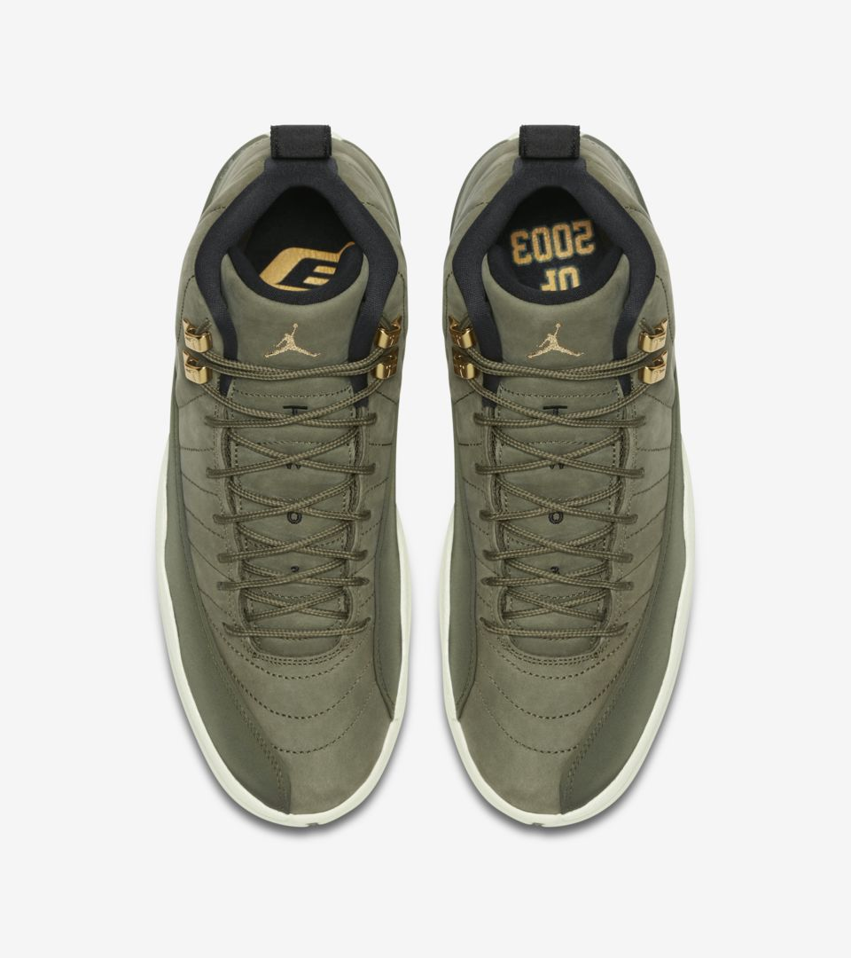 nike-air-jordan-12-retro-olive-canvas-metallic-gold-130690-301-release-20180811