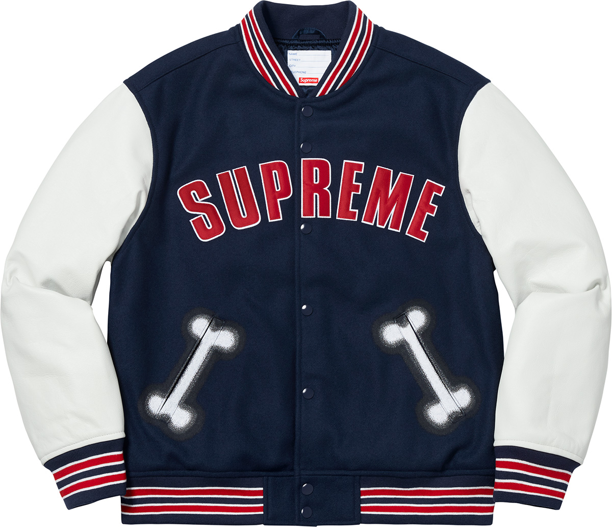 supreme-18aw-fall-winter-bone-varsity-jacket