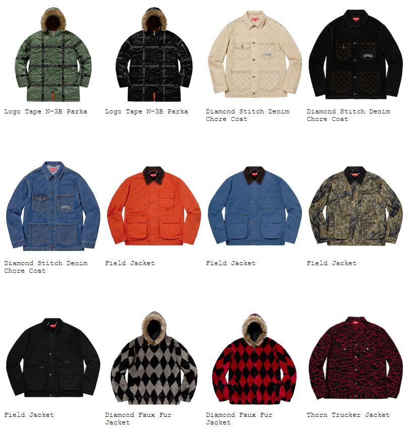 supreme-18aw-fall-winter-collection-jackets