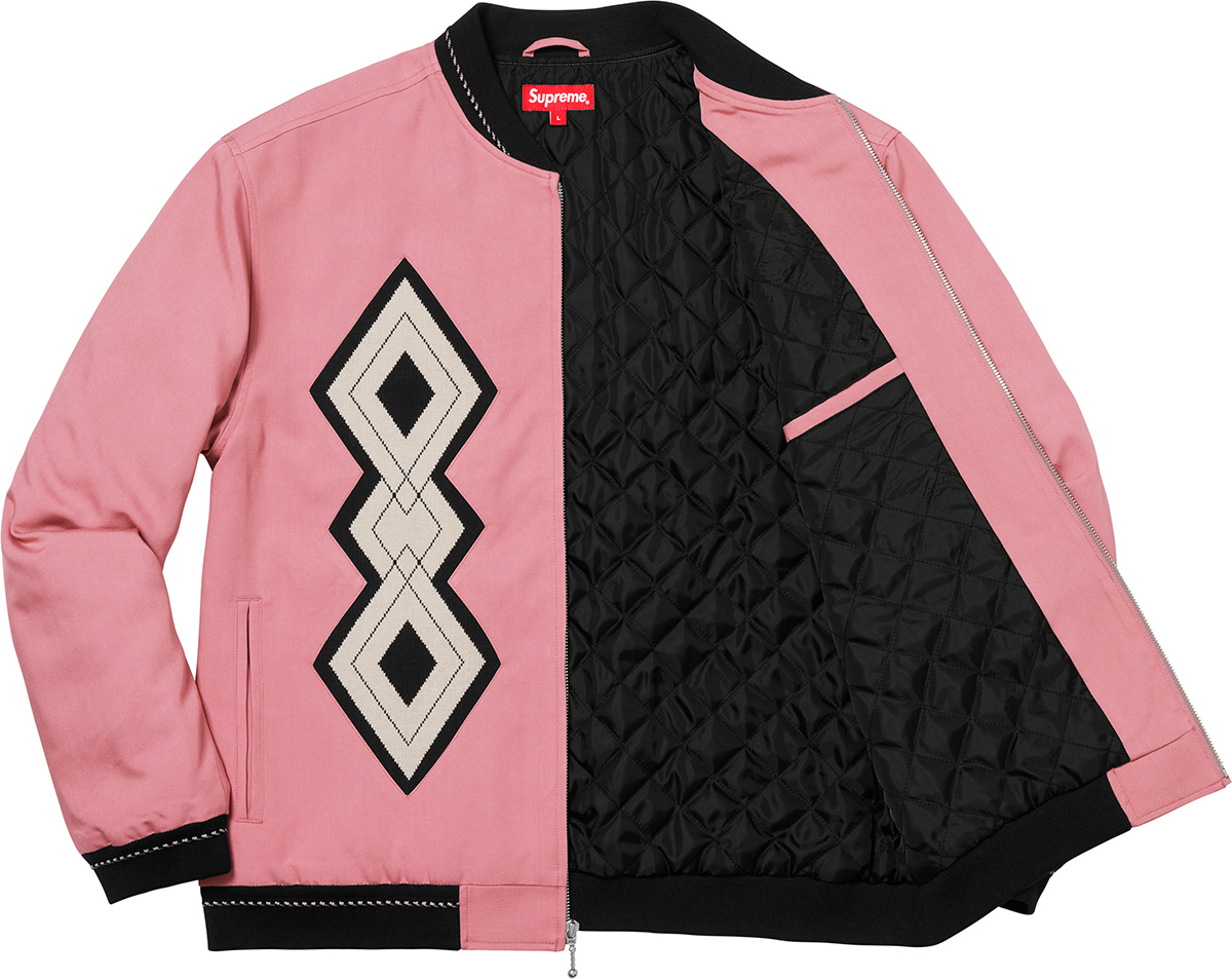 supreme-18aw-fall-winter-diamond-rayon-bomber-jacket