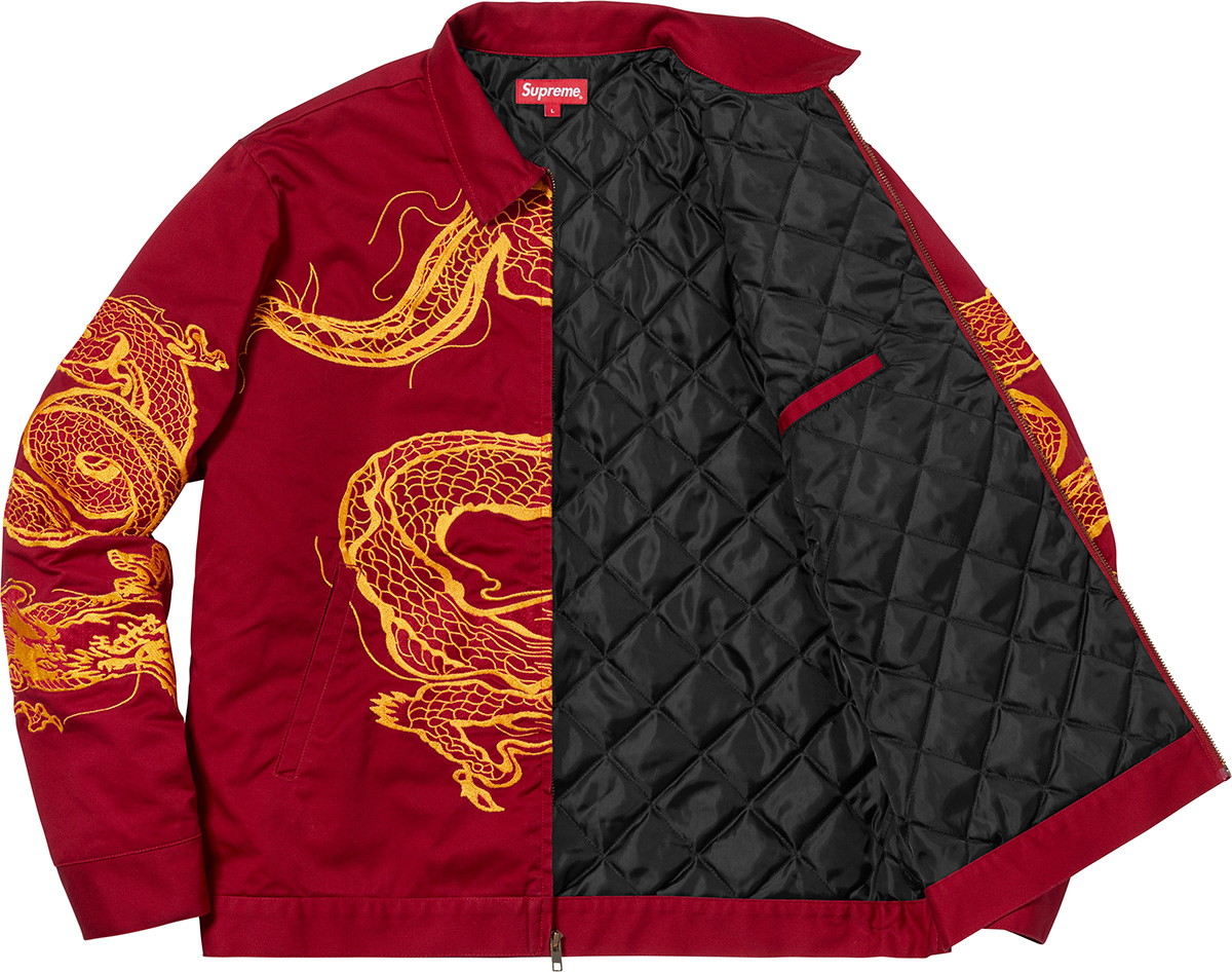 supreme-18aw-fall-winter-dragon-work-jacket