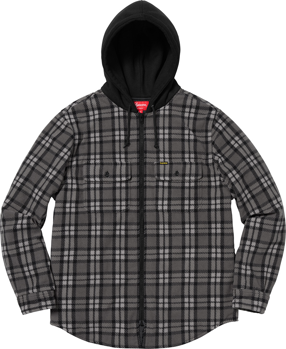 supreme-18aw-fall-winter-hooded-jacquard-flannel-shirt