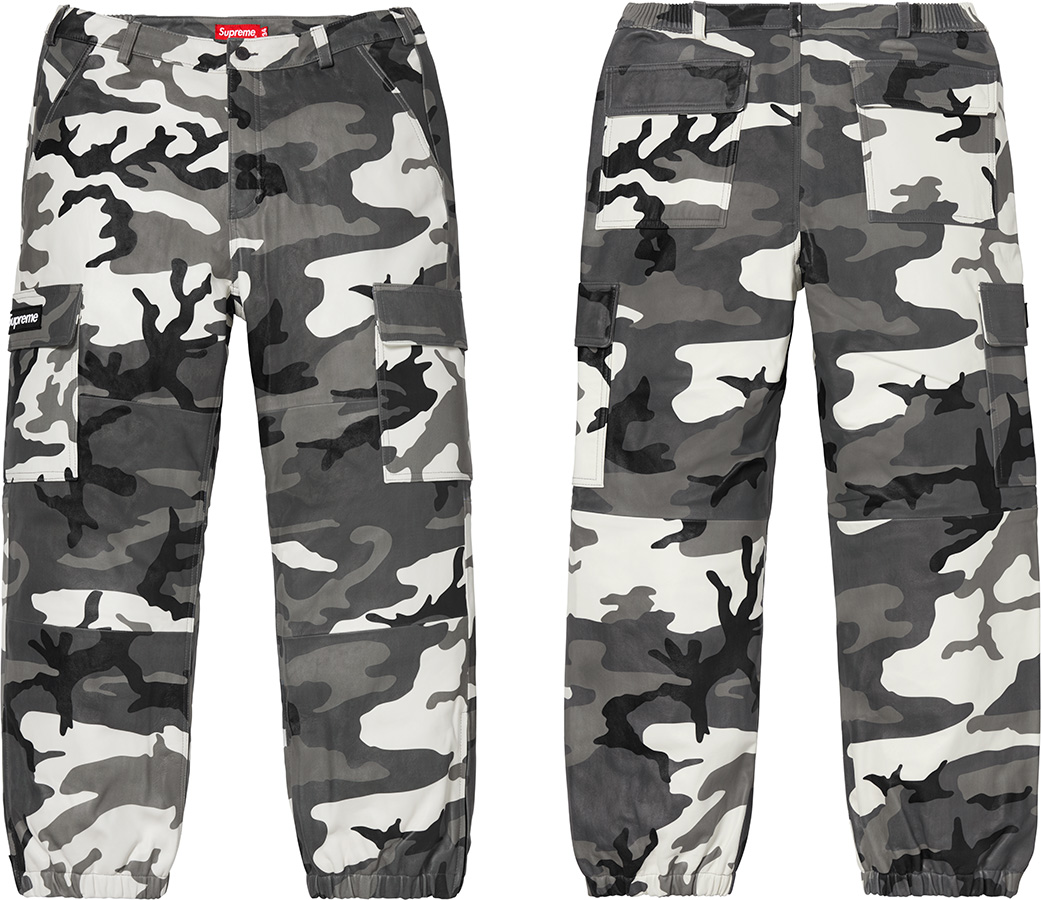 supreme-18aw-fall-winter-leather-cargo-pant