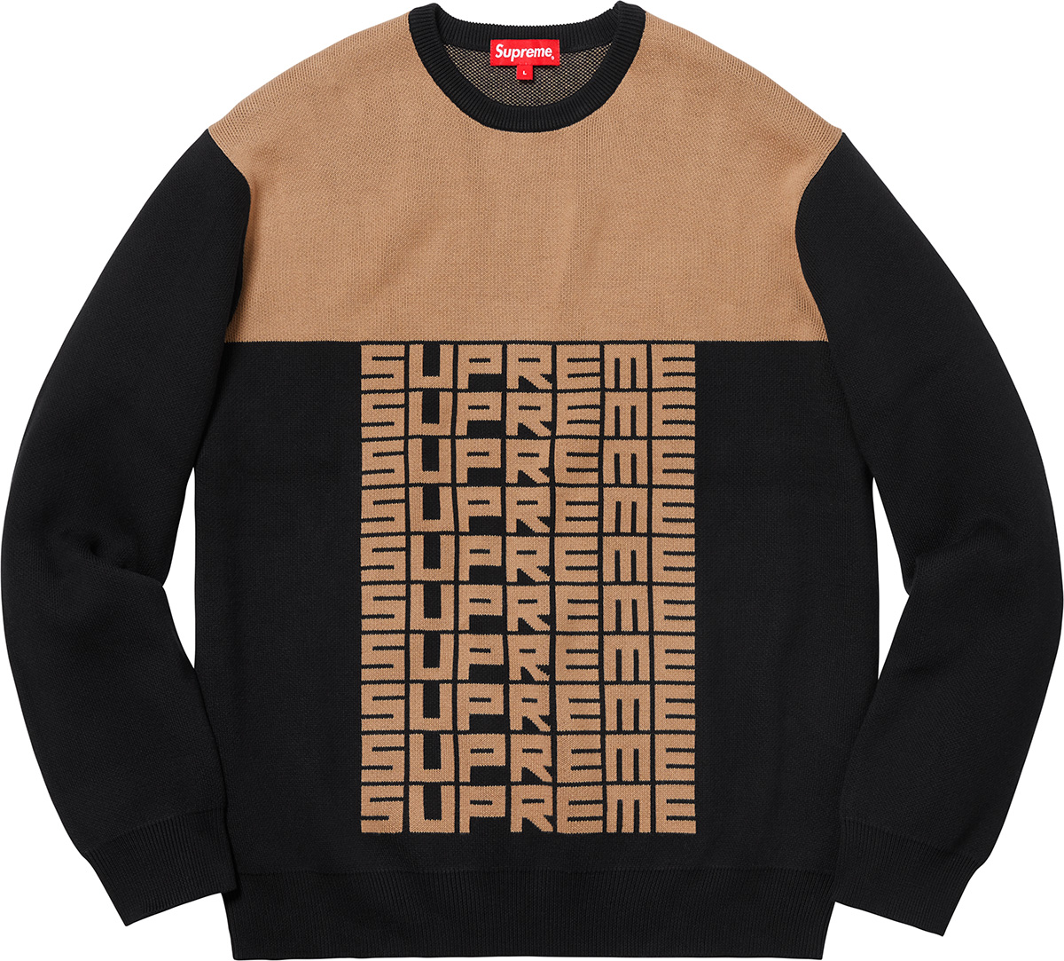 supreme-18aw-fall-winter-logo-repeat-sweater