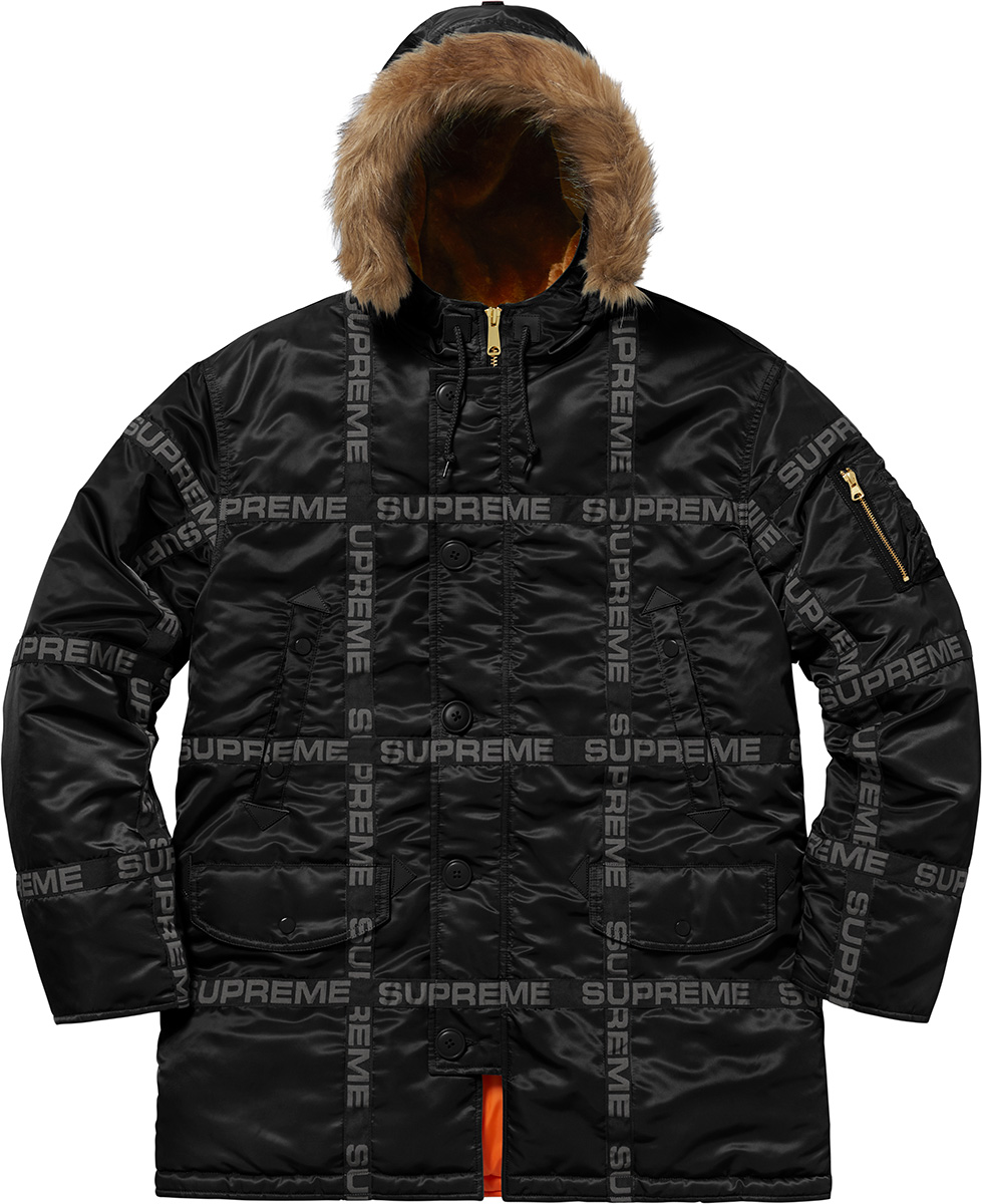 supreme-18aw-fall-winter-logo-tape-n-3b-parka
